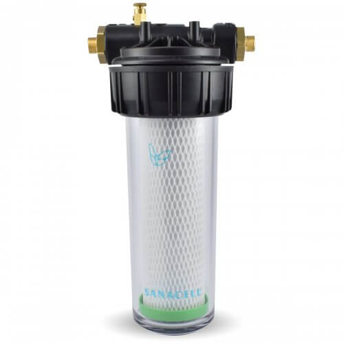Inbouw waterfiltersysteem